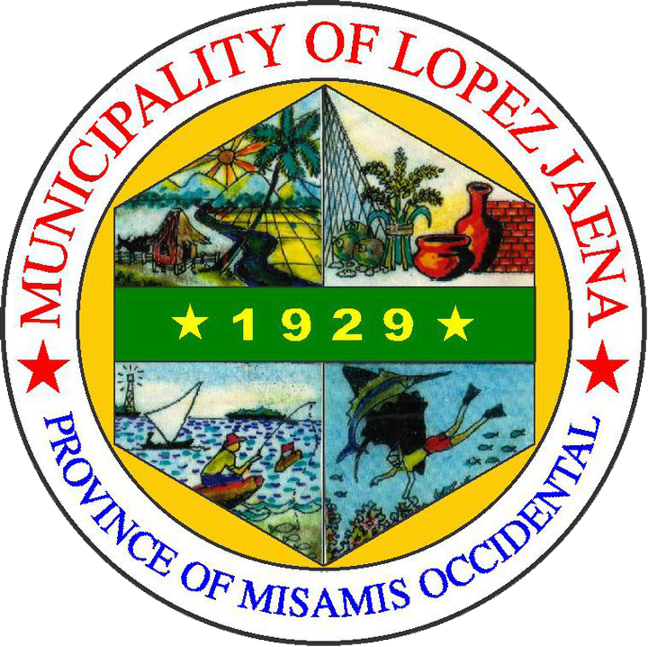 Municipality of Lopez Jaena Official Logo